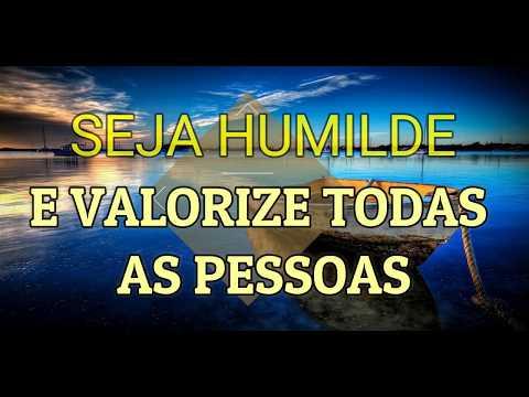 Imagens de reflexão - Seja humilde e valorize todas as pessoas - Reflexão de vida.