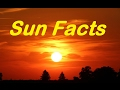 Top 10  AMAZING Facts about the Sun | Solar System | 2017 | TheCoolFactShow EP30