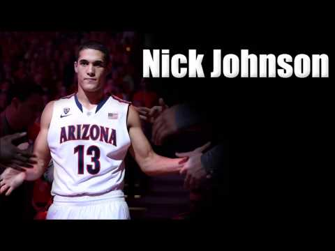 Nick Johnson Interview after being drafted by the Houston Rockets