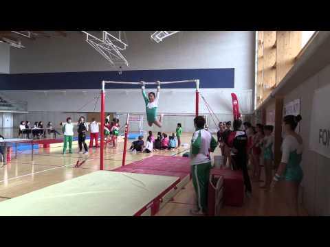 Gimnasia Artística Fem 2ª Fase JDN Paralelas (3)