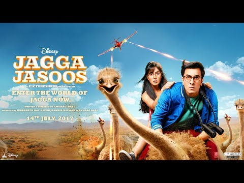 Jagga Jasoos | The Official Teaser Trailer | In Cinemas July 14, 2017