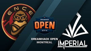 ENCE vs Imperial - DreamHack Open Montreal - map1 - de_mirage [CrystalMay]