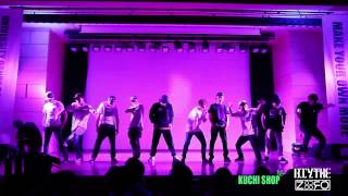 2015 UDC 개강파티 [Newbie's Night] - Jinjo Crew (GUEST)