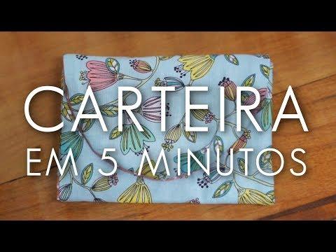 Carteira em 5 Minutos
