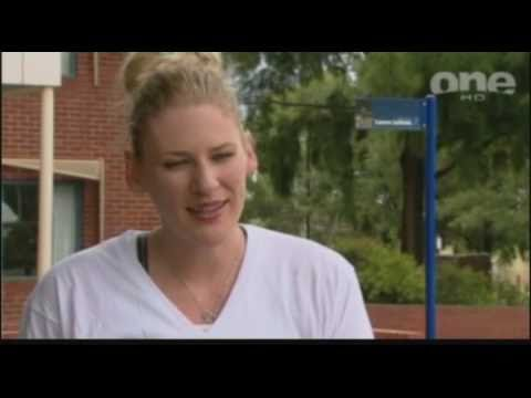 Lauren Jackson speaks about her Achilles injury