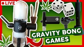 6 WAYS TO USE STUNDENGLASS GRAVITY BONG by That High Couple