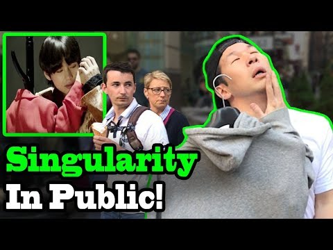 "BTS - Tear ""Singularity"" - DANCING KPOP IN PUBLIC!!!"