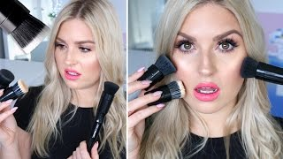 Does This Really Work?! ♡ Mechanical Rotating Makeup Brushes! by Shaaanxo