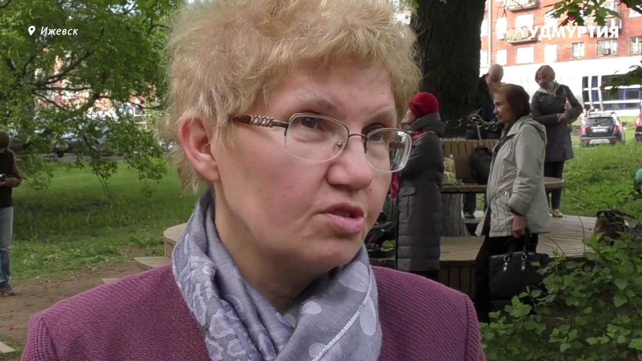 Жители Ижевска прочли стихи Пушкина в международный День русского языка