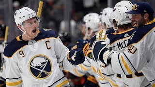 Eichel steals, dekes Gibson for nasty goal by NHL