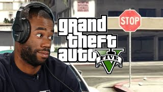 Video We Try Playing Grand Theft Auto 5 Without Breaking Any Laws MP3, 3GP, MP4, WEBM, AVI, FLV Oktober 2018