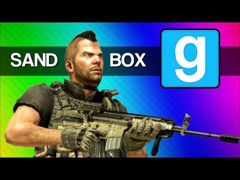 Gmod Call of Duty Modern War Fail – Pooptown, Supervillains (Garry's Mod Sandbox Funny Moments)