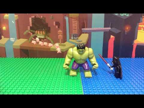 Hulk vs Vader