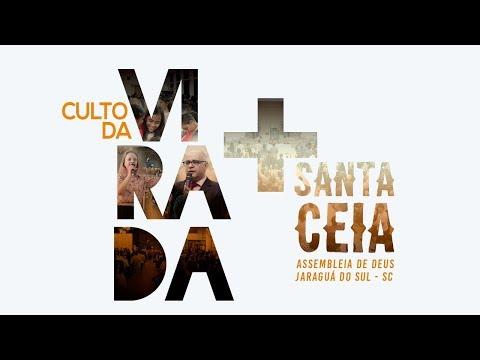 Culto da Virada - 31/12/2018