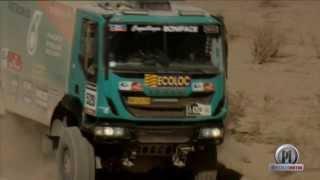 Iveco Dakar 2014  Stage 5