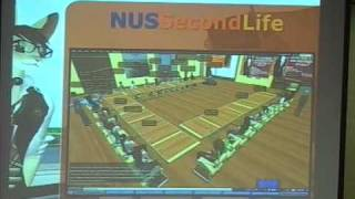 BUZZED 2009 (PART 6/10): NUS SECOND LIFE - NUS GONE 3D IN THE VIRTUAL WORLD OF SECOND LIFE