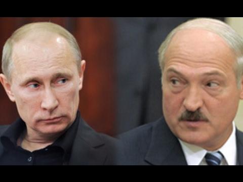 ШОК!!! Лукашенко ОТЧИТАЛ ПУТИНА!!! \