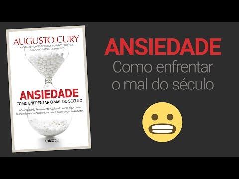 ANSIEDADE: COMO ENFRENTAR O MAL DO SÉCULO - AUGUSTO CURY - RESUMO ANIMADO