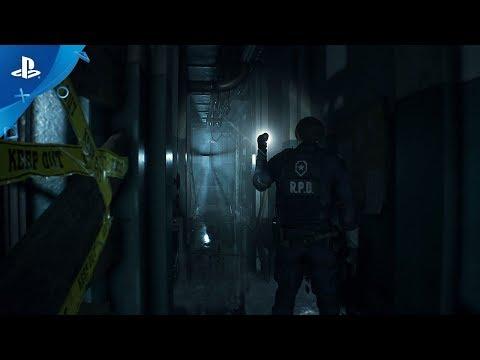 E3 2018: Resident Evil 2 Remake