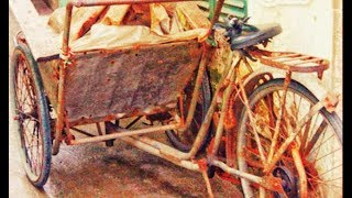 Video Restoration car cyclo antique 1930 | Very old transport tool restore MP3, 3GP, MP4, WEBM, AVI, FLV September 2019