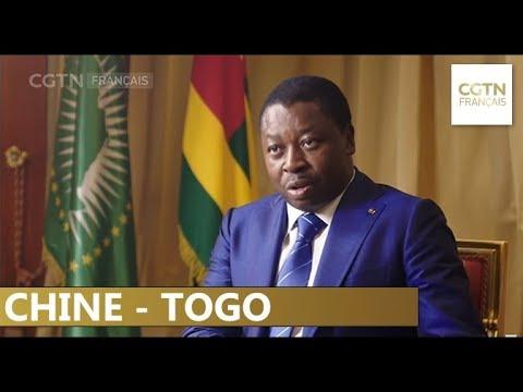 Interview du président togolais