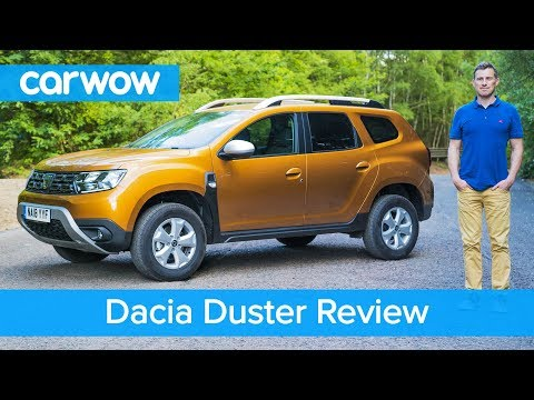 Download Dacia / Renault Duster SUV 2019 in-depth review | carwow HD Mp4 3GP Video and MP3