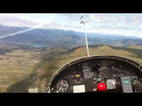 Sailplanes - After a 18 month break of not flying a sailplane, I went to Hood River, OR to fly a Schweizer 2-33 with Northwest Skysports owner and instructor Gary Boggs i...