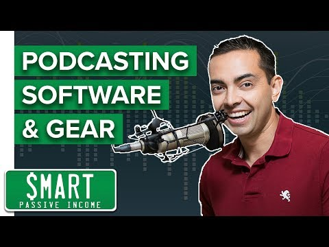 Software Tutorial - http://www.smartpassiveincome.com - This is the first of a series of podcasting tutorial videos to help you get your podcast up and running. Here are links t...