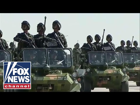 Pentagon warns China is expanding military ops to target US