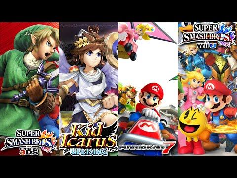 Kid Icarus Uprising Wii U