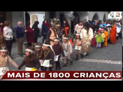 DESFILE DE CARNAVAL EM ÉVORA