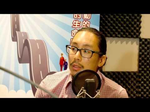 電台見證  陳彥彰 ~ 青年長期宣教 (11/08/2015多倫多播放)
