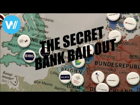 The Secret Bank Bailout (HD 1080p) | German TV Award 2013 (видео)