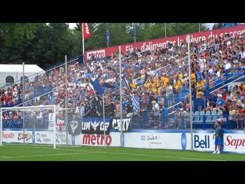 Video - Ultras Montreal 18 juillet Chant - Ultras Montréal - Montreal Impact - Canadá
