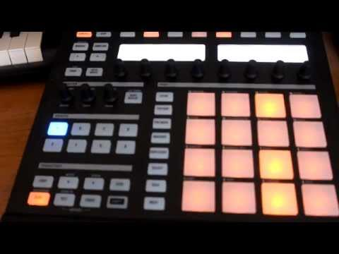 TIPS: Trap Style Drums On Maschine
