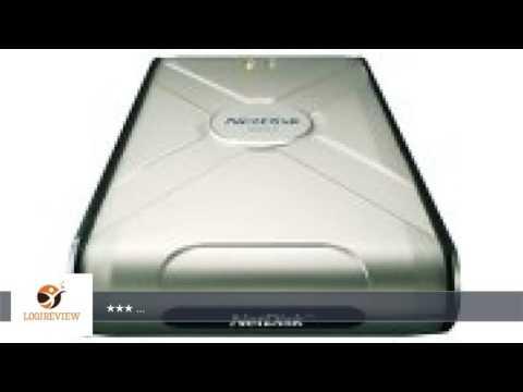 XIMETA NDU10-120 120 GB NetDisk Portable External NDAS Hard Drive   Review/Test