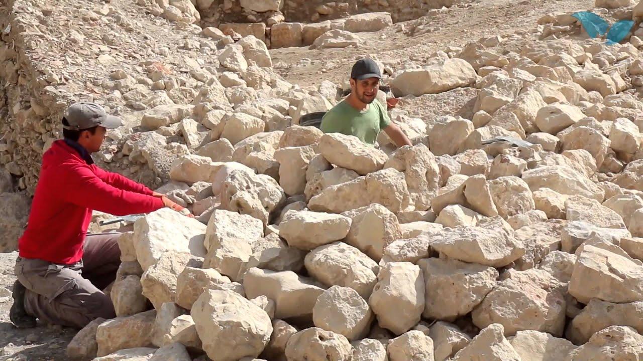 V Jeruzalémě byly odkryty pozůstatky legendární pevnosti Acra!
