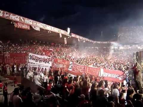 Despedida Doble Visera 1 - La Barra del Rojo - Independiente