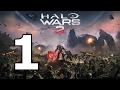 Halo Wars 2 Walkthrough Part 1 No Commentary Playthroug