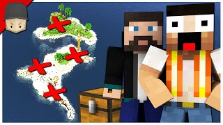 Hermitcraft 7 | Ep.38: TREASURE ISLAND 2.0 & MINI GAME SHOWDOWN!