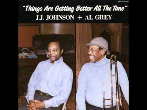 J.J. Johnson and Al Grey – It's Only A Paper Moon