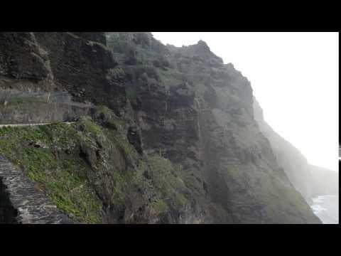 Incredible mountais in Tenerife, Canary Islands, Spain UHD/4K (видео)