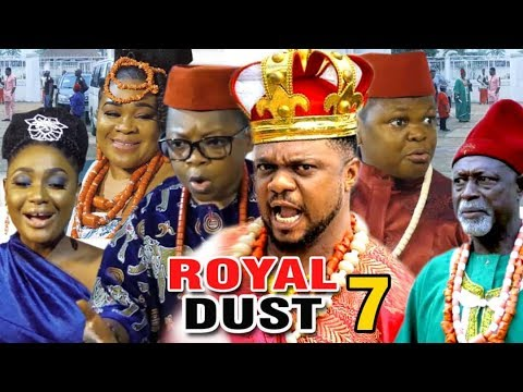 ROYAL DUST SEASON 7 - Ken Erics | New Movie | 2019 Latest Nigerian Nollywood Movie Full HD
