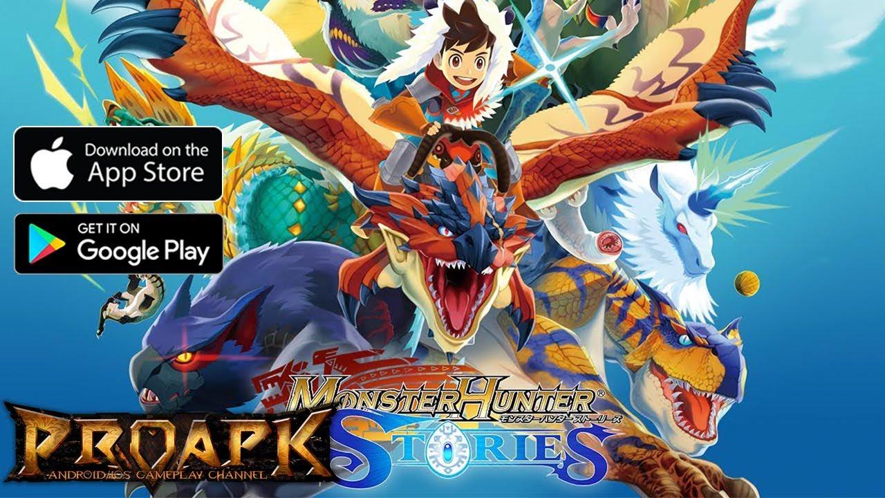 Monster Hunter Stories - モンスターハンター ストーリーズ