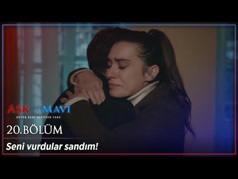 Video Aşk ve Mavi 20 Bölüm - Son Sahne download in MP3, 3GP, MP4, WEBM, AVI, FLV January 2017