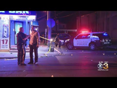 10 People Shot At Trenton Bar
