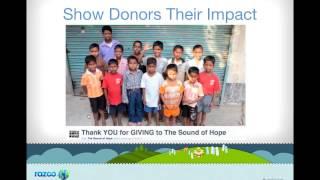 Nonprofit Insights: The Secret Sauce For Nonprofit Crowdfunding