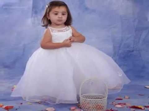 Small Cute Babies Little Girls Super Fashion Show