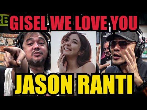JASON RANTI - GISEL WE LOVE YOU - Deddy Corbuzier Podcast