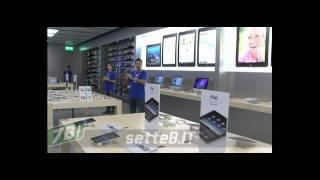 Orio al Serio Italy  city photo : Apple Store Oriocenter in Orio al Serio (Bergamo) Italy grand opening